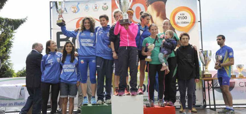 GS Orecchiella Garfagnana, storico Tricolore  promesse nella corsa in Montagna