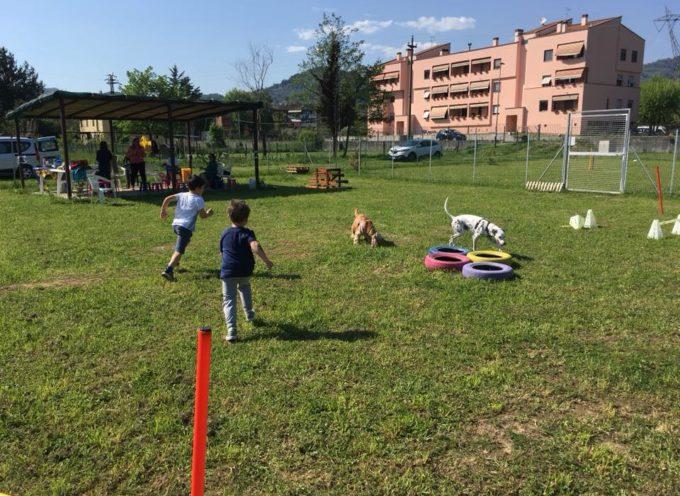 """A Saltocchio, il  23 giugno dalle ore 17, in via della Grotta si terrà un laboratorio sensoriale per bambini dal titolo: """"Come ci sentiamo:"""