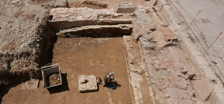 Scavi archeologici all'ex Manifattura: venerdì 22 giugno tre ore  di apertura per tutti i cittadini