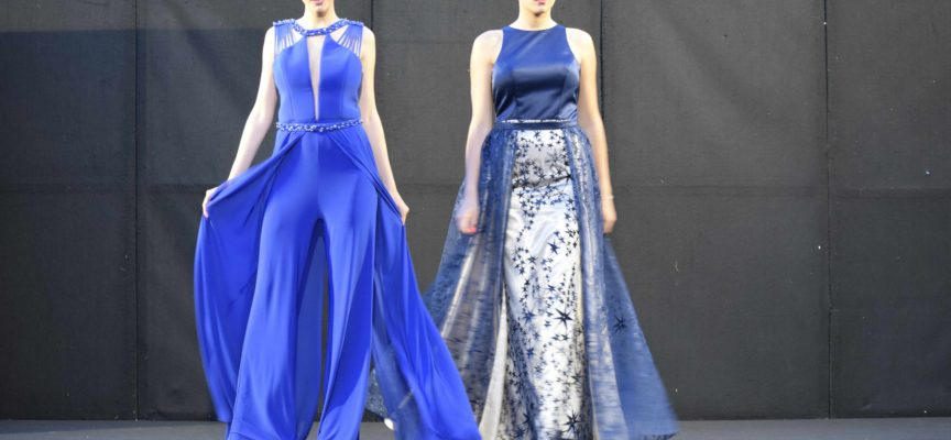 Il giorno più bello Una successo la sfilata di moda dedicato alle spose alla Pasticceria Da Rossano