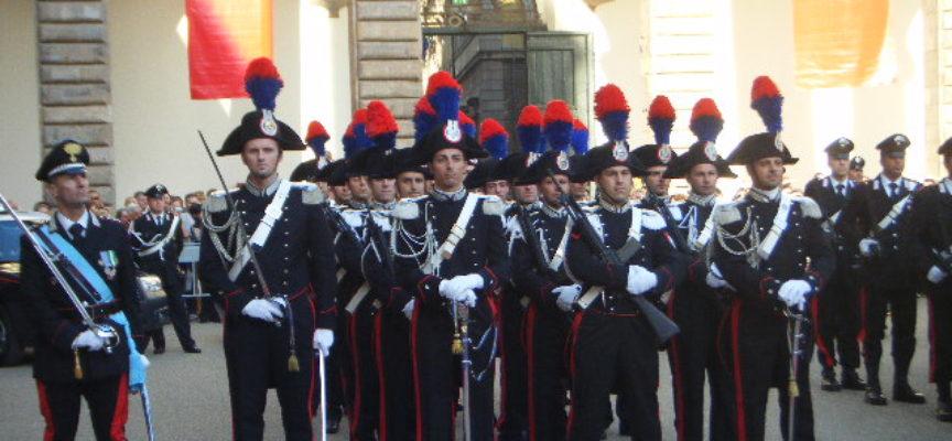 Festeggiato a Lucca il 204° della Fondazione dei Carabinieri