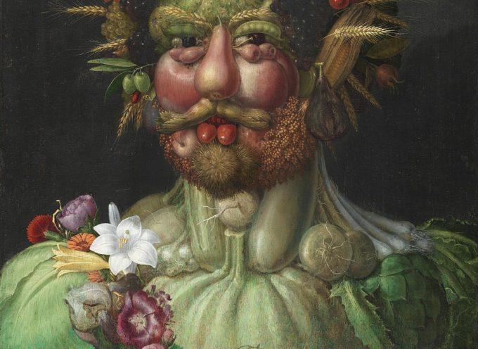Nell'Antica Roma, 13 Agosto, Festa di Vertumnalia, Dio del cambiamento di stagione e della maturazione dei frutti: