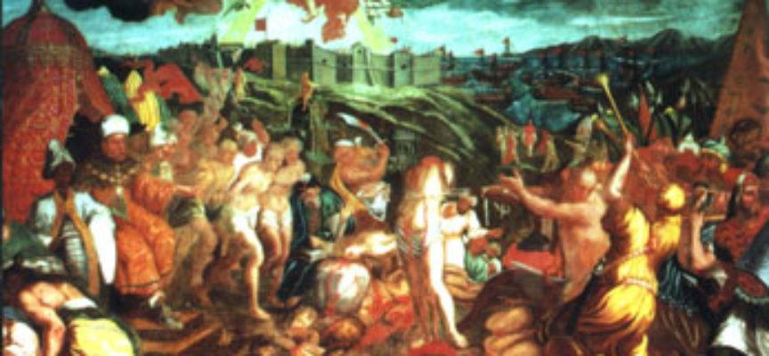 Il Santo del giorno, 14 Agosto: Martiri di Otranto, 813 abitanti trucidati dai Turchi