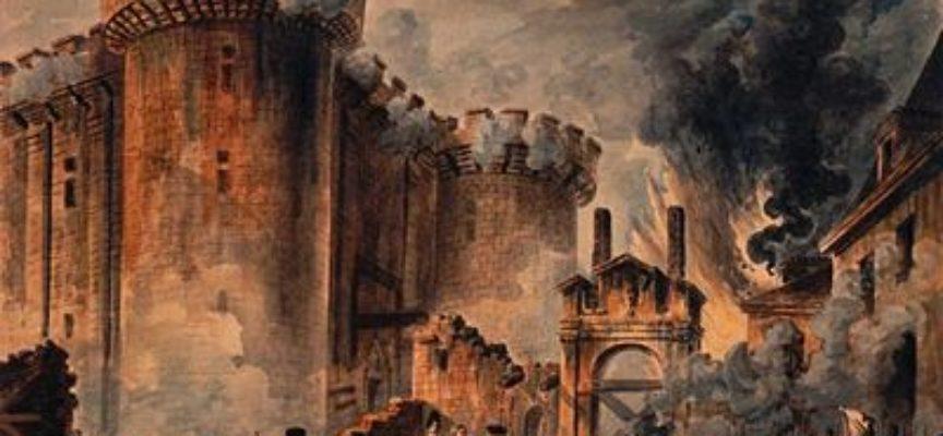 Accadde oggi, 14 Luglio: 1789, la presa della Bastiglia