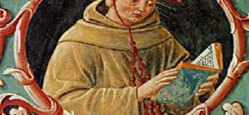 Il Santo del giorno, 15 Luglio: S. Bonaventura da Bagnoregio, successore e, a forza! unico biografo di S. Francesco
