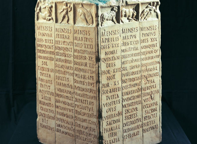 Nell'Antica Roma: 2 agosto, l'occasione per dare uno sguardo ai Dies Fasti, Dies Nefasti, Dies Religiosi, le Calendae e il Calendario
