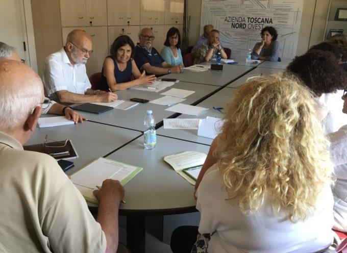 USL Toscana nord ovest: si insedia ufficialmente il Comitato Aziendale di Partecipazione
