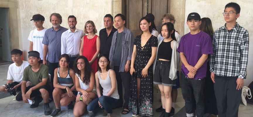 Cultura: a Palazzo Mediceo presentata l'edizione 2018 di Cibart. Due eventi, cinque giorni, 147 artisti da tutto il mondo; arte, cibo e storia per comunicare la cultura di un territorio