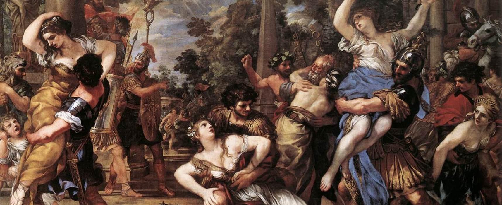 Nell'Antica Roma, 21 Agosto, Feste di Consualia, in onore del Dio Conso,