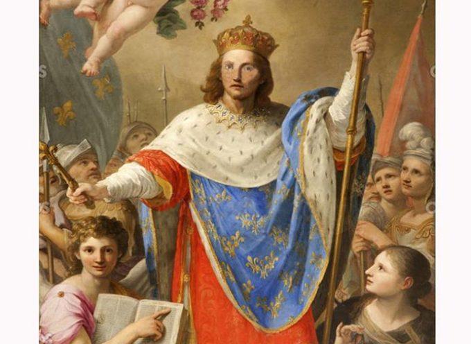 Il Santo del giorno, 25 Agosto: Luigi IX, Santo e Re dei Francesi,