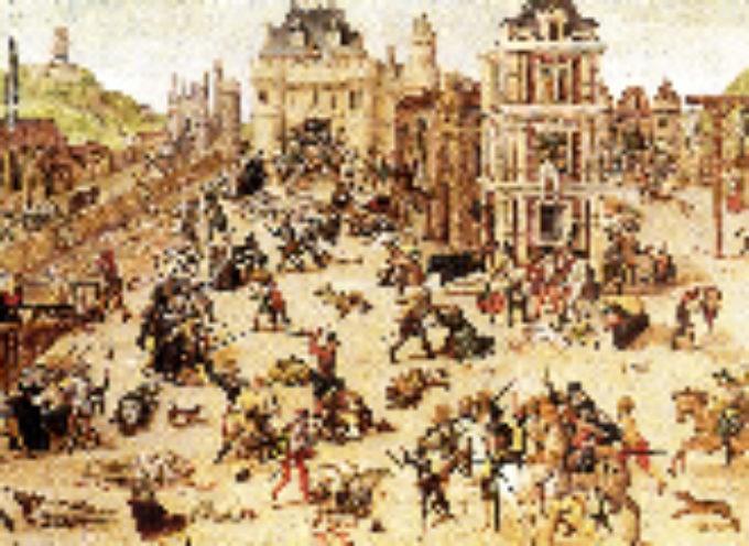 Accadde oggi, 24 Agosto: 1349, orribile strage di Ebrei a Magonza!