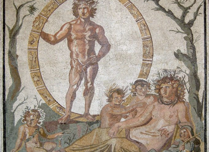Nell'Antica Roma, 25 Agosto, Le Opalia o Opiconsivia, in onore della Dea Opi, la Madre Terra,