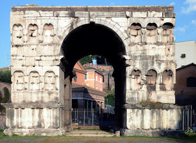 Nell'Antica Roma, 27 Agosto, alla Fine della Canicula,