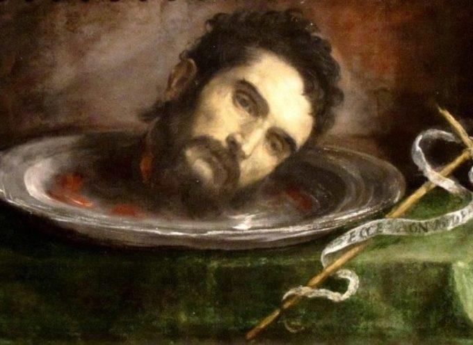 Il santo del giorno, 29 agosto: San Giovanni Decollato