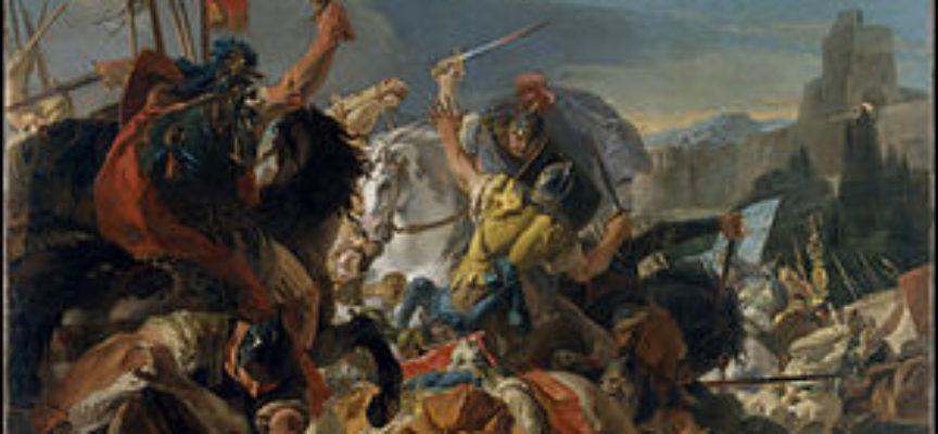 Accadde oggi, 30 Luglio: 101 a.C. ai Campi Raudi, Mario, e Silla, annientano i Cimbri