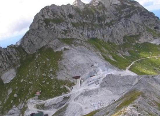 """Club alpino italiano sceglie le Alpi Apuane per la giornata internazionale """"Respect the Mountains"""""""