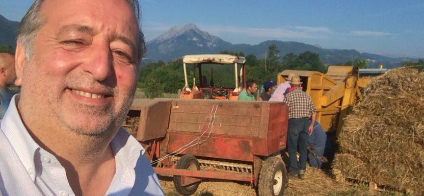 Le tradizioni del grano, in Garfagnana