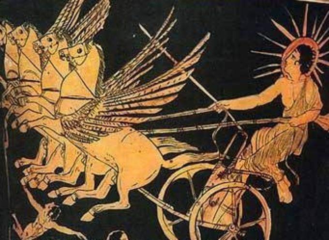 """Nell'Antica Roma, 9 Agosto: Festa del Sol Indiges, veramente """"indigeno"""", contrapposto al Sol Invictus, la Festa invernale, che  fecero propria i Cristiani, per fissarvi la nascita del Cristo"""