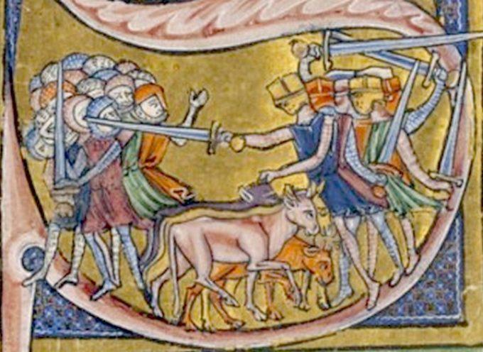 Accadde oggi, 12 Agosto: 1099, Battaglia di Ascalona, ultimo atto della Prima Crociata,