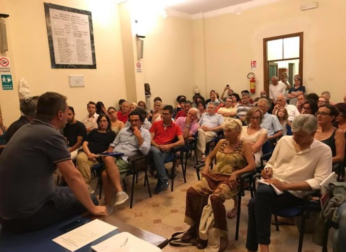 "NASCE ""PROGETTO PIETRASANTA 2023"""