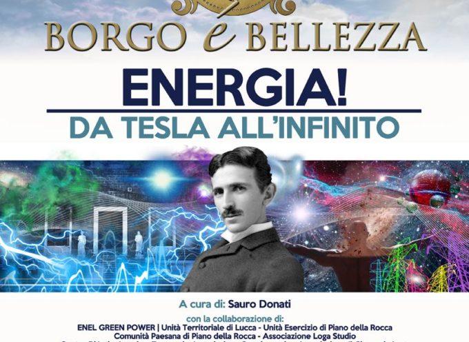 BORGO A MOZZANO, L'ENERGIA DELLE STELLE SI RACCONTA ALLA CENTRALE IDROELETTRICA DI PIANO DELLA ROCCA