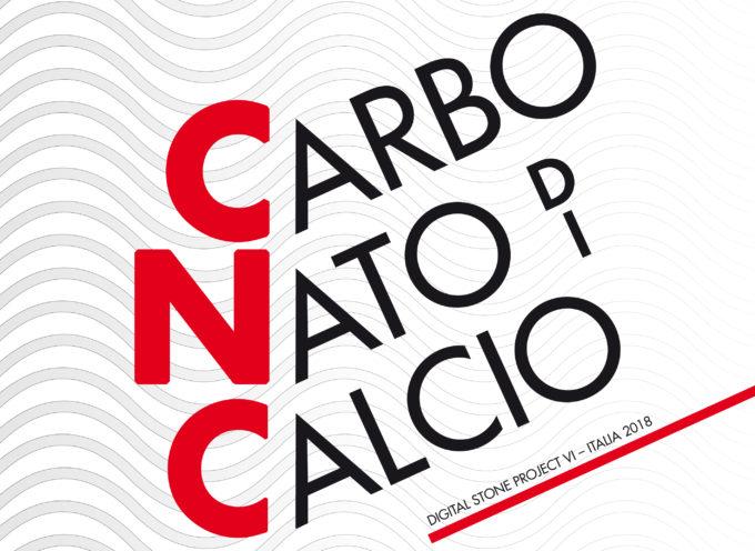 """Inaugurazione mostra """"CNC – CarboNatodiCalcio"""""""