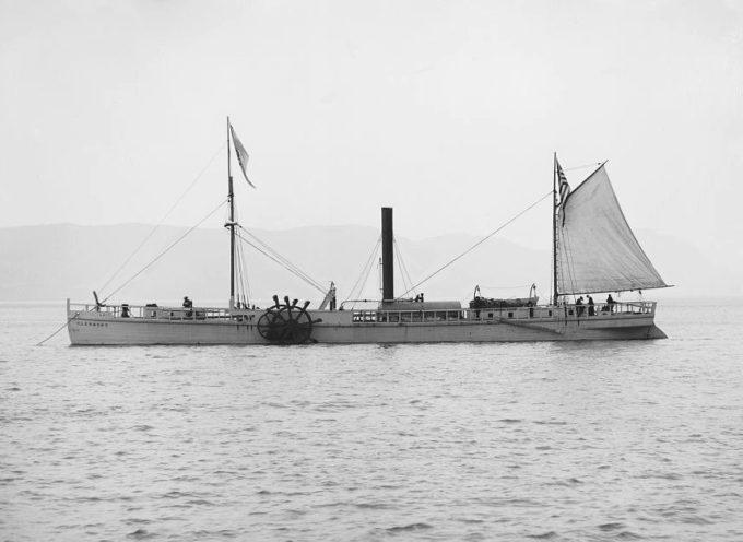 Accadde oggi, 17 agosto: 1807, la Clermont, salpa da New York, inaugurando il primo servizio commerciale di navi a vapore del mondo