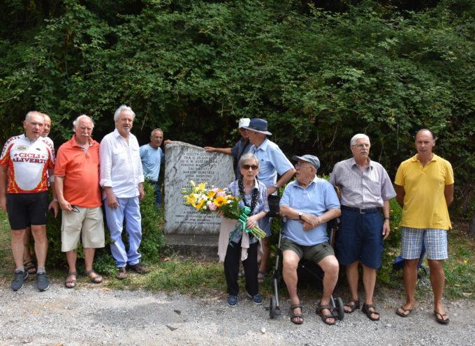 Commemorazione spontanea a Seravezza per le vittime della rappresaglia tedesca