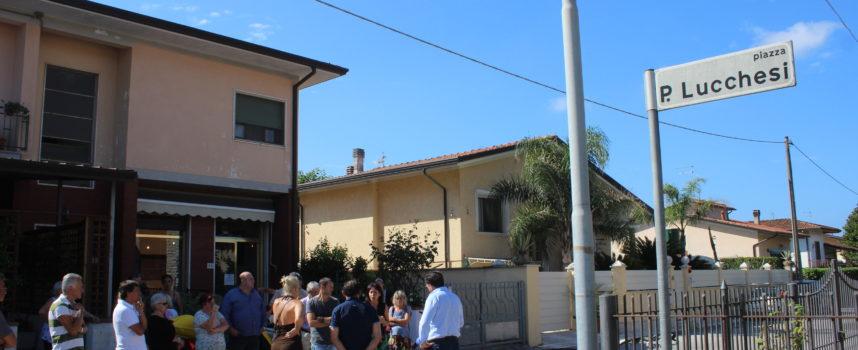Giovannetti torna da sindaco in Piazza Lucchesi, a Ponterosso, frazioni al centro nostro progetto