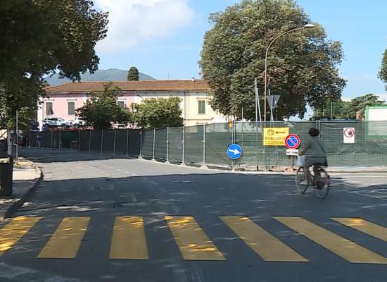 Piazzale Boccherini: riprendono giovedì 5 luglio i lavori