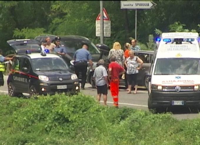 Incidente sulla Fondovalle, strada bloccata per i soccorsi