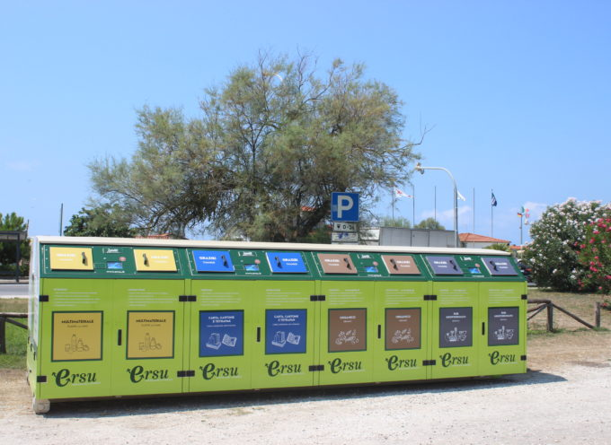 Ambiente: torna l'Isola Ecologica mobile a Motrone contro abbandoni weekend, aperture straordinarie per impianti conferimento