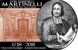 Logo 300 anni Don Domenico Martinelli