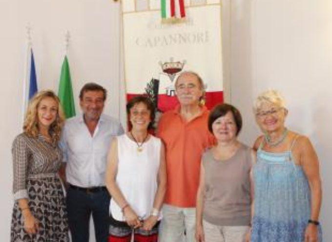 'Aperitivi in villa' – a capannori