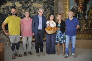 Martinelli, Del Pistoia, Landucci, Mercanti, Frediani, Ramacciotti