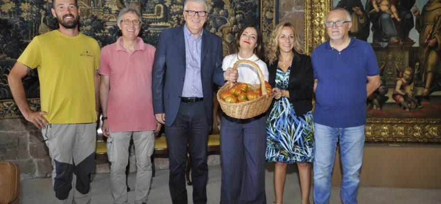 NASCE IL PRESIDIO SLOW FOOD DEL POMODORO  CANESTRINO DI LUCCA