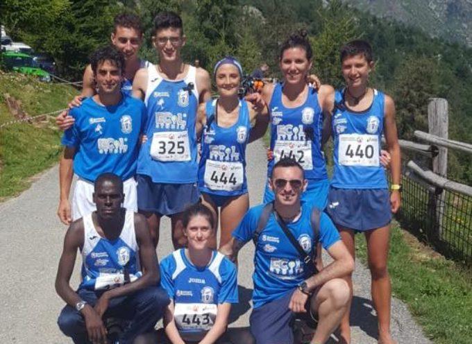 Argento tricolore per la squadra femminile di corsa in montagna del G.S. Orecchiella