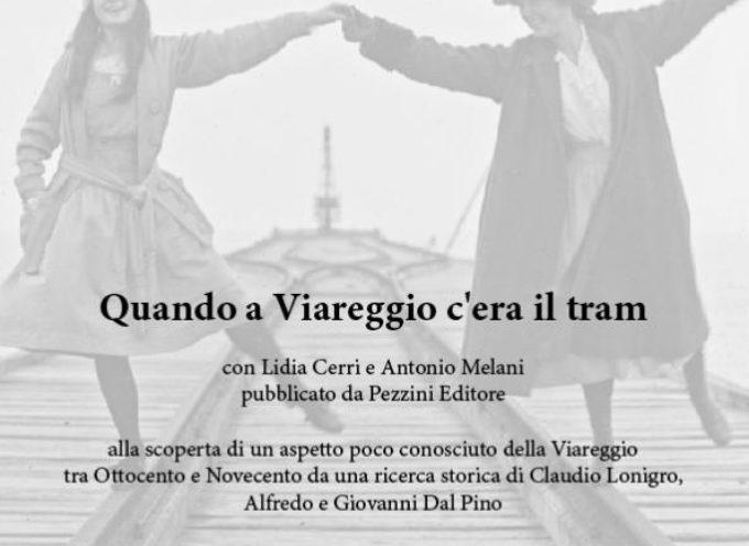 """A Villa Argentina il racconto della Viareggio della Belle Epoque  nel libro """"Quando a Viareggio c'era il tram"""""""