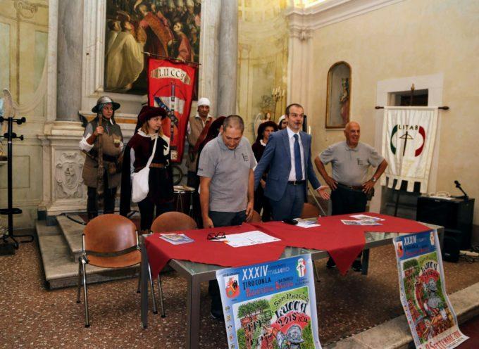 Presentato il prossimo Campionato Italiano di balestra da banco a Lucca