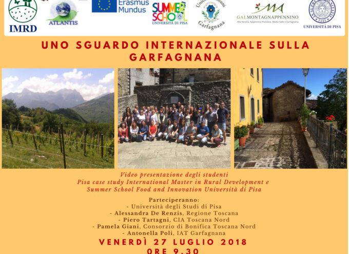 Cibo, innovazione e sviluppo nelle aree rurali: una Summer School dell'Università di Pisa in Garfagnana