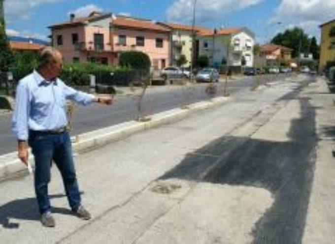 Sarà completato entro la metà di agosto il primo lotto della pista ciclo-pedonale della via Francigena