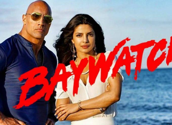 Baywatch, cinema sulla spiaggia al bagno La Conchiglia (20 luglio)