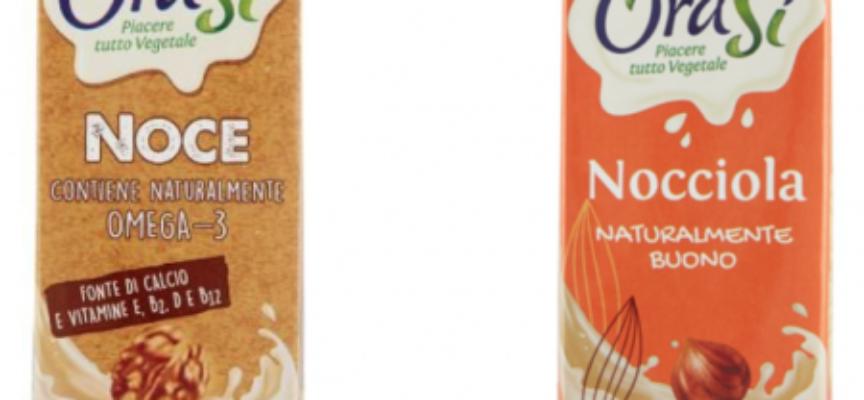 Allergene non dichiarato, Auchan, Coop e Simply richiamano bevande vegetali alla noce e alla nocciola