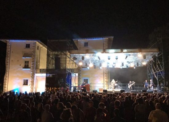 IL SERAVEZZA BLUES FESTIVAL SI FA IN TRE