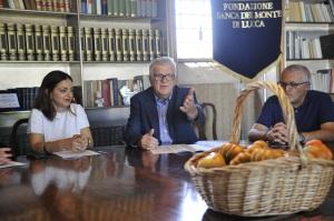 conferenza stampa pomodoro canestrino