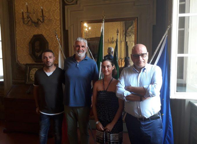 Agility Dog Lucca riceVuta a Palazzo Santini