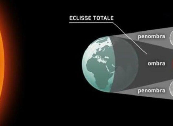 Osservazione pubblica dell'eclissi totale di Luna. SULLE MURA DI LUCCA