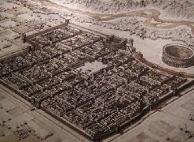 Nell'Antica Roma, 21 Luglio: terminano le Lucaria e forse, in questo giorno, si fondava Lucca…!