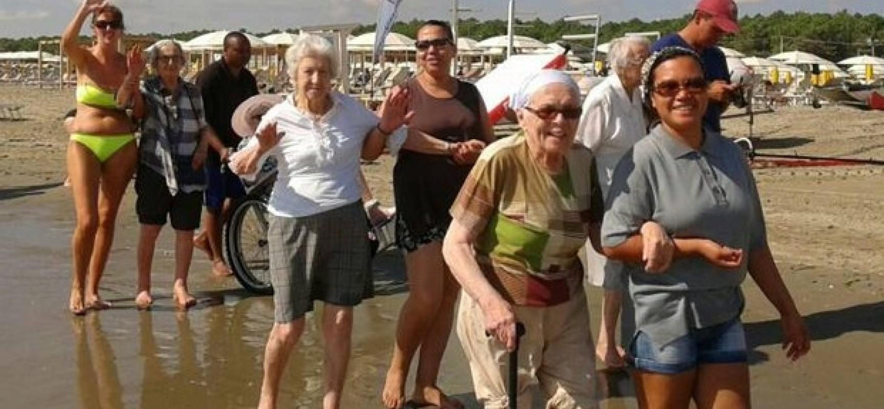 LUCCA – Soggiorni estivi per anziani:   Verde Azzurro – Notizie