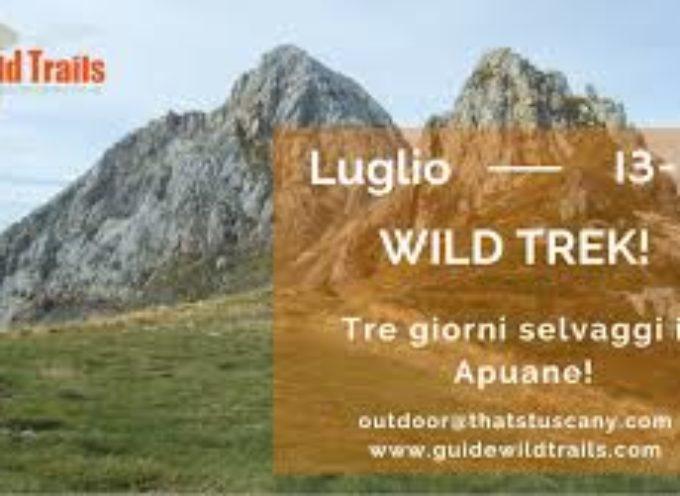 Wild trek! 3 Selvaggi giorni in Apuane